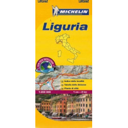 LIGURIA - MICHELIN