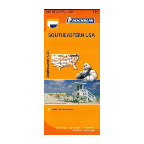 SOUTHEASTERN USA MICHELIN