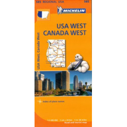 USA WEST - CANADA WEST MICHELIN