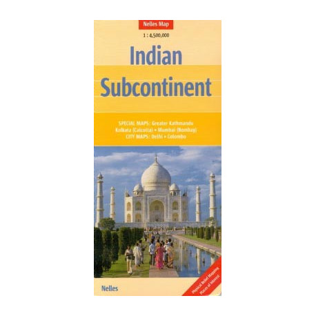 INDIAN SUBCONTINENT - NELLES