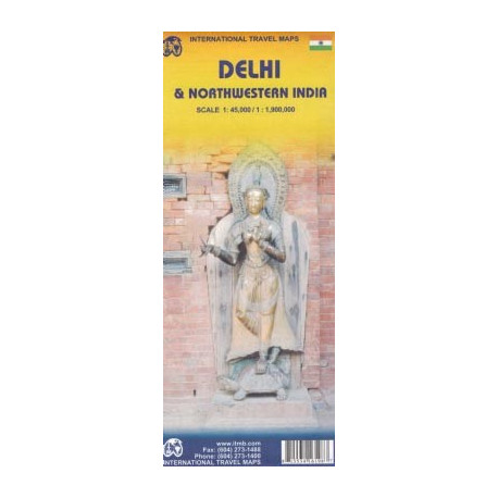 DELHI & NORTHWESTERN INDIA - ITMB