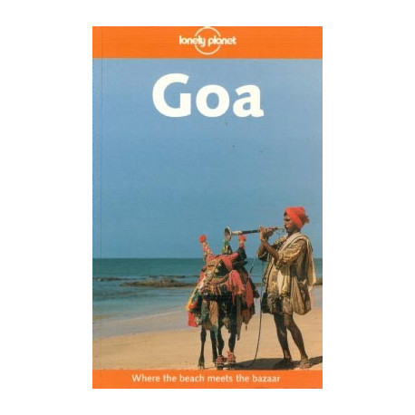 GOA - LONELY PLANET (lingua inglese)