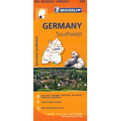 GERMANIA SUDOVEST - MICHELIN
