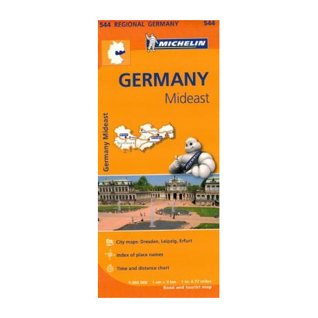 GERMANIA CENTRO EST - MICHELIN