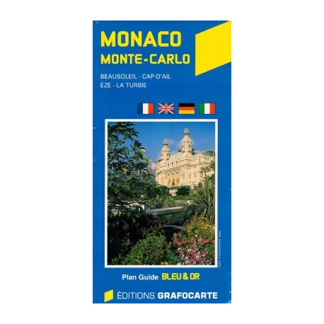 MONACO MONTE CARLO BLUE & OR