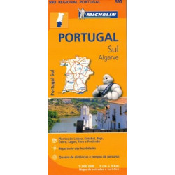 PORTOGALLO SUD ALGARVE MICHELIN