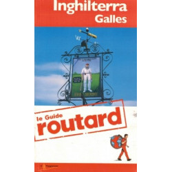 ANGLETERRE - GALLES ROUTARD GUIDES