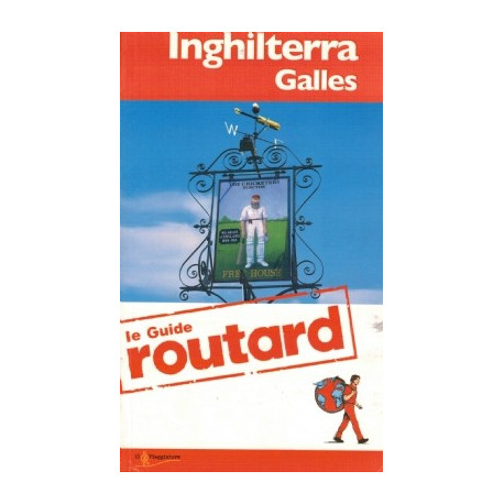 ENGLAND - GALLES ROUTARD GUIDES