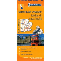 SOUTH EAST ENGLAND MIDLANDS EAST ANGLIA
