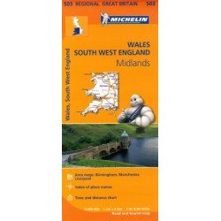 WALES SOUTH WEST ENGLAND MIDLANDS