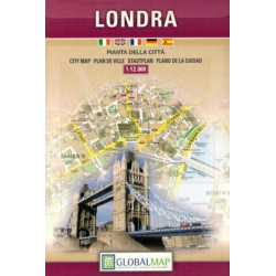 LONDRA GLOBAL MAP