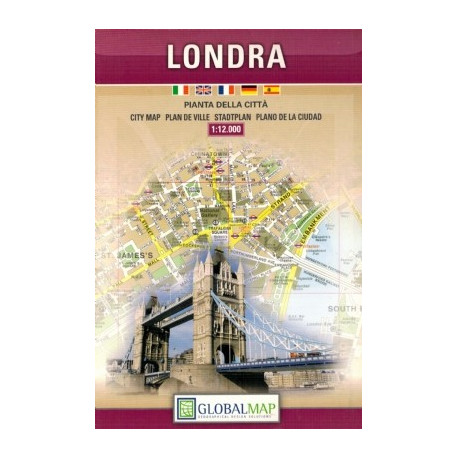 LONDON GLOBAL MAP