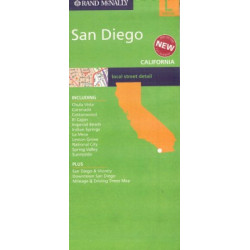 SAN DIEGO RAND MCNALLY