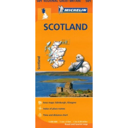 SCOTLAND MICHELIN