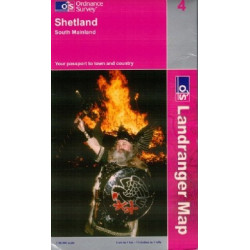 SHETLAND FOGLIO 4 SOUTH MAINLAN