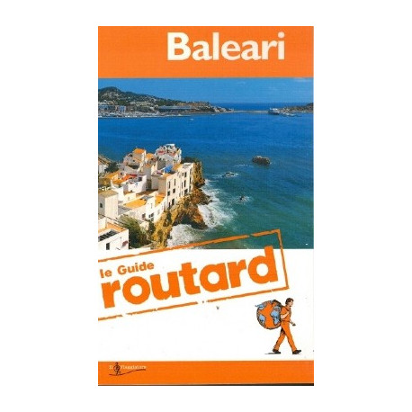 BALEARI LE GUIDE ROUTARD