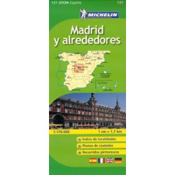 MADRID AND NEXT MICHELIN