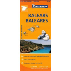 BALEARI MICHELIN