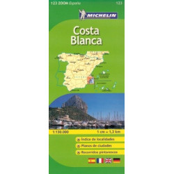 COSTA BLANCA MICHELIN