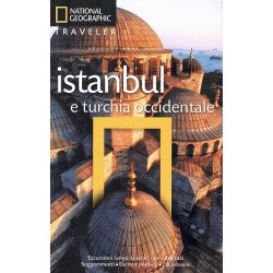 ISTANBUL e Turchia Occidentale Traveler N.G.
