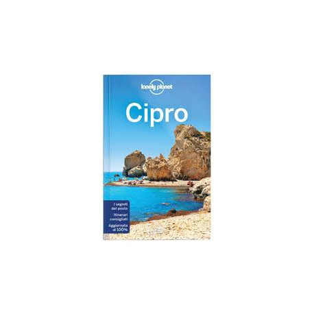 CIPRO 5 - LONELY PLANET
