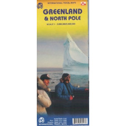 GREENLAND & NORTH POLE ITMB
