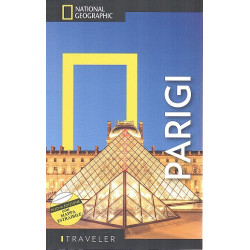 PARIGI TRAVELER NATIONAL GEOGRAPHIC