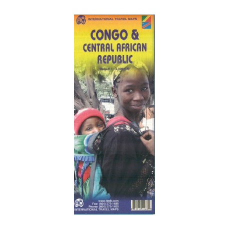 Congo and the republic of Central Africa