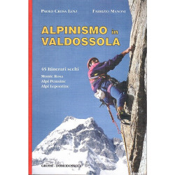 ALPINISMO in VALDOSSOLA Ed. Grossi