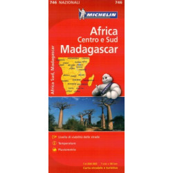 Central and South Africa and Madagascar