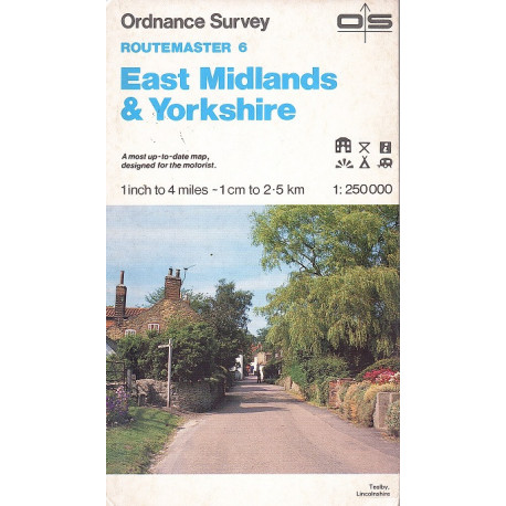 EAST MIDLANDS & YORKSHIRE Ordnance Survey