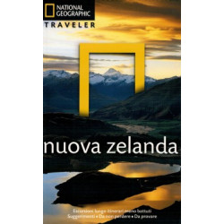 NEUES ZEALAND NATIONAL GEOGRAPHISCH