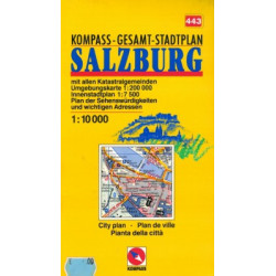SALISBURG KOMPASS (German language)