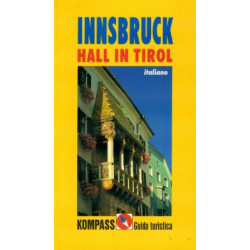 INNSBRUCK HALL IN TIROL COMPASS TOURIST GUIDE