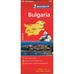 BULGARIA MICHELIN