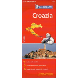 CROAZIA MICHELIN