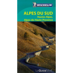 SOUTH ALPES LA GUIDA VERDE MICHELIN