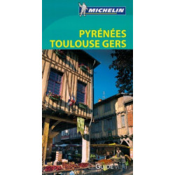 PYRENEES TOULOUSE GERS LE GUIDE VERT MICHELIN