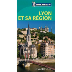 LIONS AND OUR REGION THE GREEN GUIDE MICHELIN