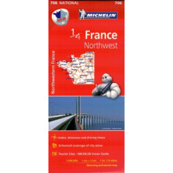 FRANKREICH NORD OVEST MICHELIN