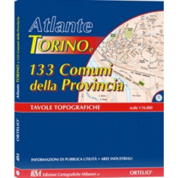 TORINO ATLANTE AND 133 COMMUNITIES OF THE PROVINCE