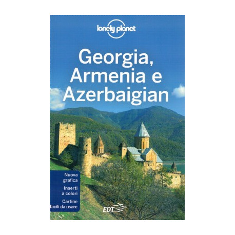 GEORGIEN, ARMENIEN UND AZERBAIJAN 4 LONELY PLANET