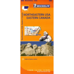 NORTHEASTERN USA - EASTERN CANADA MICHELIN