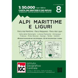 Maritime and Ligurian Alps