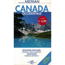 CANADA OCCIDENTALE GUIDE MERIAN